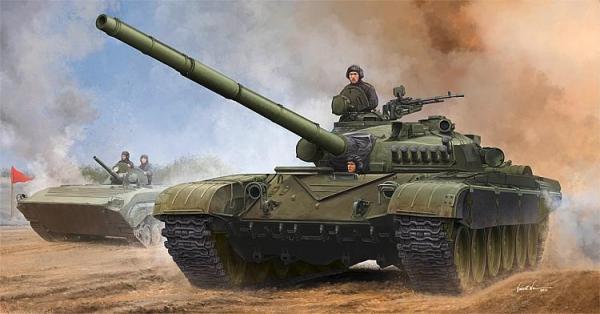 Russian T-72A Mod1979 MBT / 1:35