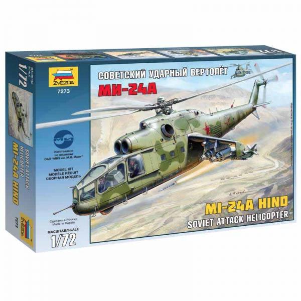 Mil Mi-24A Hind / 1:72