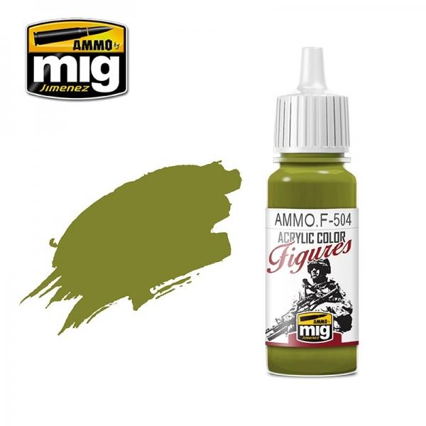 YELLOW GREEN FS-34259 (17ml)