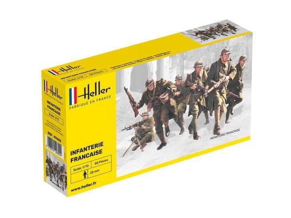 Infanterie Francaise; 50 Figures / 1:72