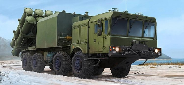 Russian SSC-6/3K60 BAL-E Defence System / 1:35